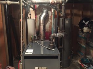 furnace installations