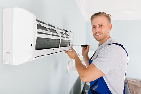 Ductless Cooling Equipment